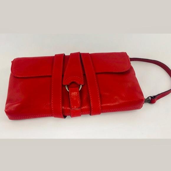 Claudio Ferrici Handbags - 👛2/$50 Claudio Ferrici Strap Clutch Shoulder Bag